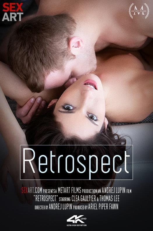 SexArt, MetArt: Clea Gaultier - Retrospect (SD/360p/227 MB) 14.06.2017