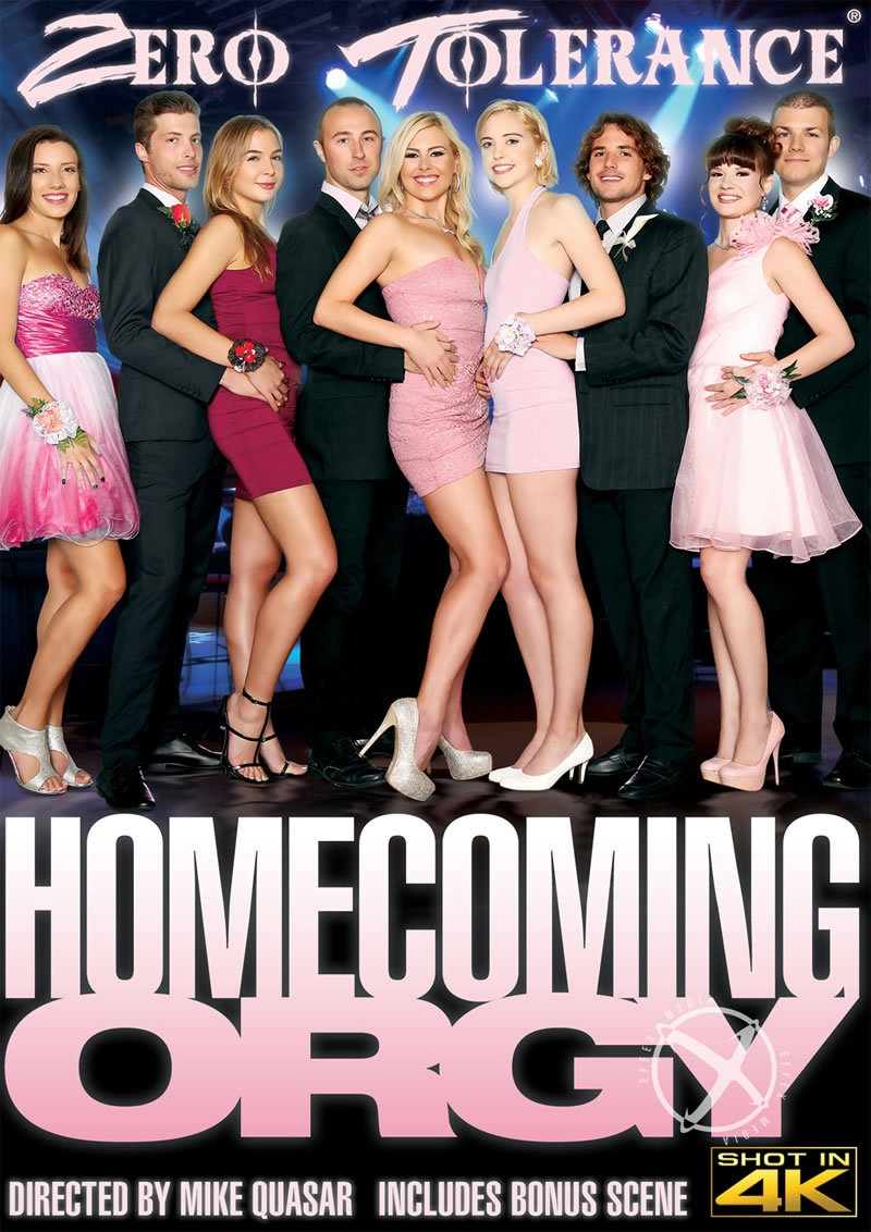 Homecoming Orgy [WEBRip/FullHD 1080p]