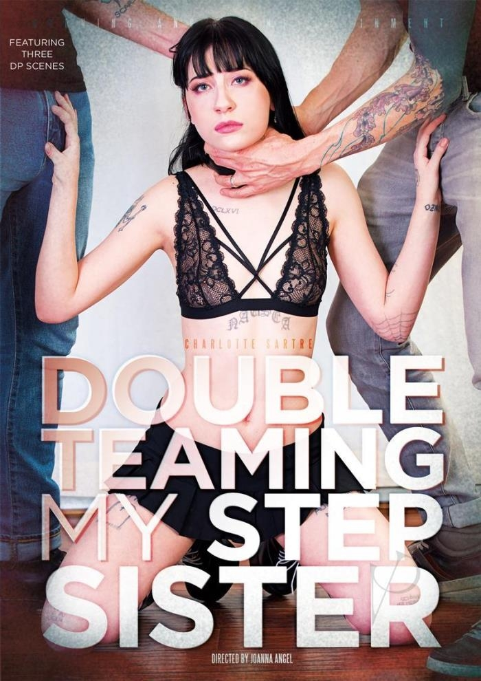 Double Teaming My Step Sister  (Movies) [dvdDVDRip/1.28 GiB] - 404p