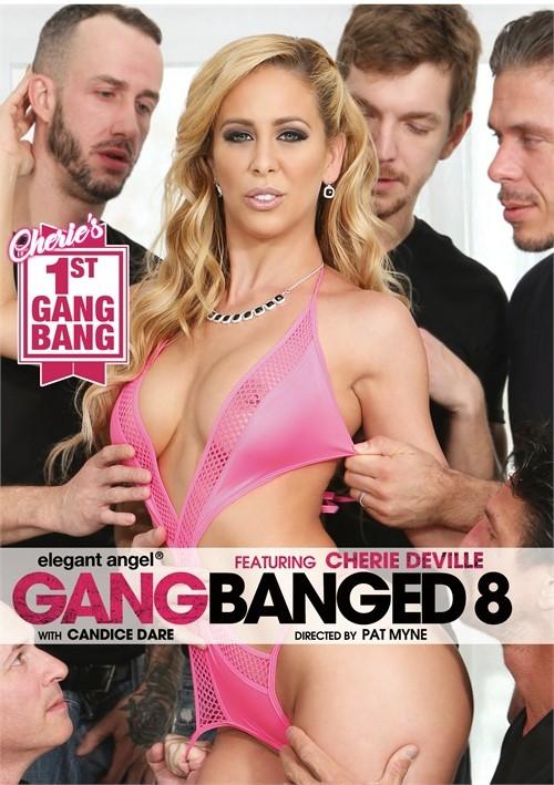 Elegant Angel - Candice Dare, Cherie DeVille in Gangbanged 8 (WEBRip/SD 480p)
