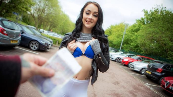 PublicPickUps.com / Mofos.com - Alessa Savage - Cute British Chick Needs Cash [SD, 480p]