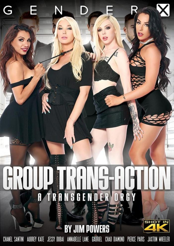 Group Trans Action [DVDRip 540p]