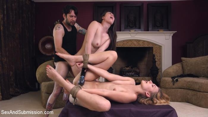 Alexa Grace, Casey Calvert - Dirty Business (SexAndSubmission, Kink) SD 540p