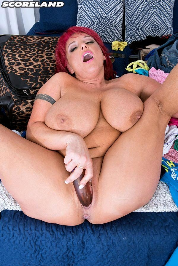 (PornMegaLoad.com) Stephanie Stalls - Redhaired & Busty In Kentucky (FullHD/1080p/1.04 GB/2017) PREMIUM VIDEO