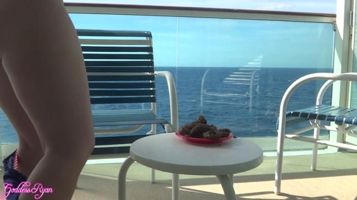 Cruise Balcony Reverse Epic Shit - Solo Scat / 21-06-2017 (Scat Porn) [FullHD/1080p/MP4/410 MB] by XnotX