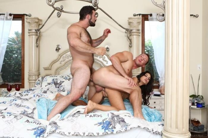 Trinity St. Clair, Pierce Hartman, Jaxton Wheeler - Wanna Fuck My Wife Gotta Fuck Me Too 10 (DevilsFilm) HD 720p