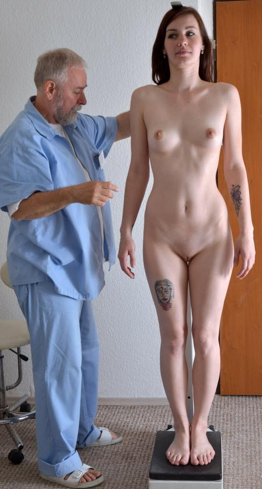 Amanda Hill - 25 years girl gyno exam [Gyno-X / HD]