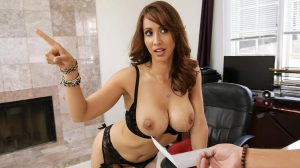 BigTitsAtWork, Brazzers - Isis Love - Cum Get Your Pay Check [SD, 480p]