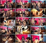 ChicasLoca.com / Porndoepremium.com: Julia De Lucia, Blondie Fesser, Silvia Rubi, Julia Roca, Liz Rainbow, Lilyan Red, Francys Belle, Alice Blues, Mey Madness - Crazy hot alternative Latinas have a lesbian orgy in a diner [SD] (730 MB)