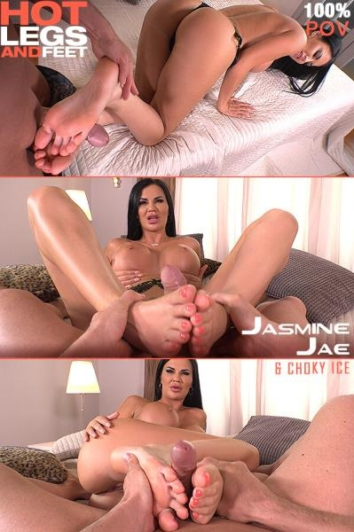 HotLegsAndFeet/DDFNetwork - Jasmine Jae - Cum On Brit Babes Feet: A Foot Fetish POV Adventure in 4K  (720 / HD)