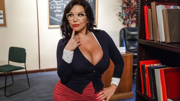 BigTitsAtSchool.com / Brazzers.com - Sheridan Love - Our College Librarian [SD, 480p]