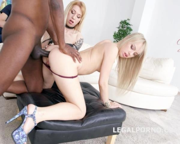 LegalPorno:  Kira Thorn, Monika Wild  - Exploiting Stranded Teens with Kira Thorn And Monika Wild Part 1 GIO382 (2017) HD  720