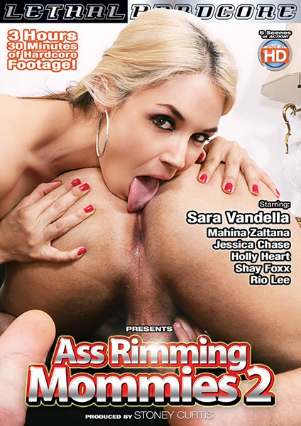 Ass Rimming Mommies 2 [WEBRip/HD 720p]