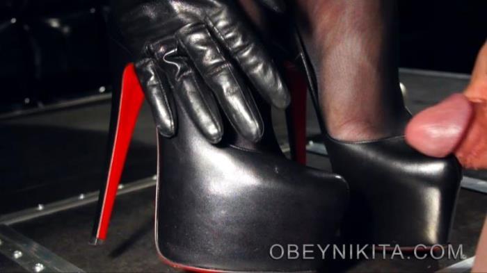 Mistress Nikita - Shine-boi (ObeyNikita, Clips4sale) HD 720p
