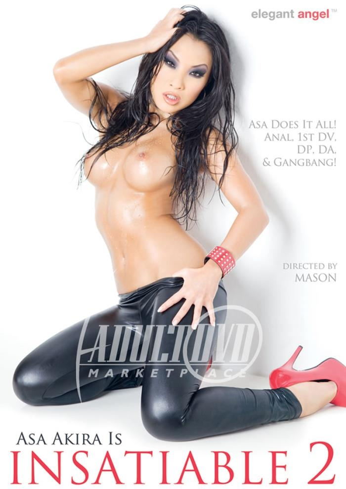 Elegant Angel - Asa Akira Is Insatiable 2 (352p / DVDRip)