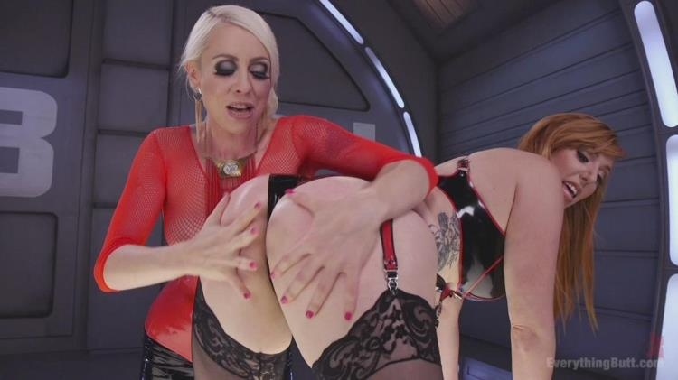 Lauren Phillips, Lorelei Lee - Anal Pleiadeans Aliens are here to gape over the world!! [Kink, EverythingButt / HD]