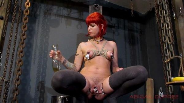 EFRO Bondage Piss Drinking Shit with Enema - Fisting Scat (HD 720p)