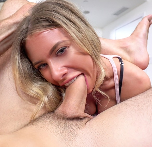 LetsTryAnal/Mofos - Anya Olsen - Anal Sex for Hot Blonde Stepsister [SD 480p]