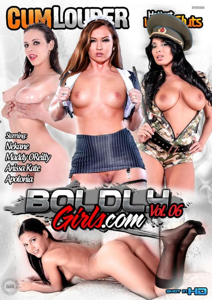 Boldly Girls Com 6 [DVDRip 406p]