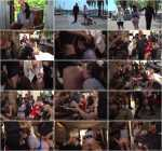 Liz Rainbow - The Public Fuck Toy of Barcelona (PublicDisgrace, Kink) HD 720p