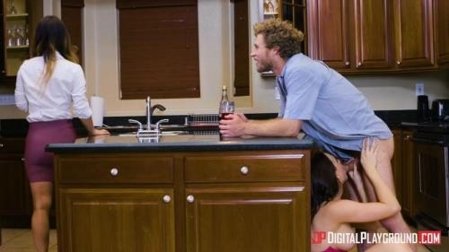 DigitalPlayground.com [Chanel Preston - My Wife\'s Hot Sister, Episode 1] SD, 480p