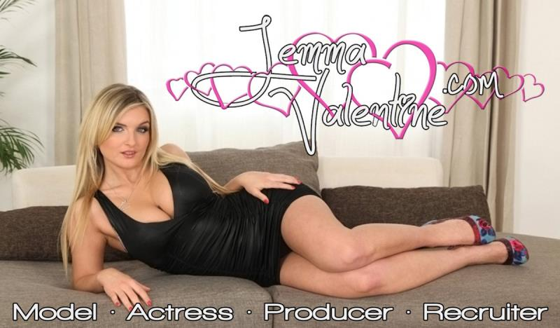 Jemma Valentine: Maximum anal stretching for Jemma Valentine: blonde slut assfucked by 4 huge cocks (HD / 720p / 2017) [LegalPorno]