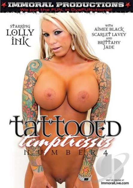 Tattooed Temptresses 4 [WEBRip/SD 540p]