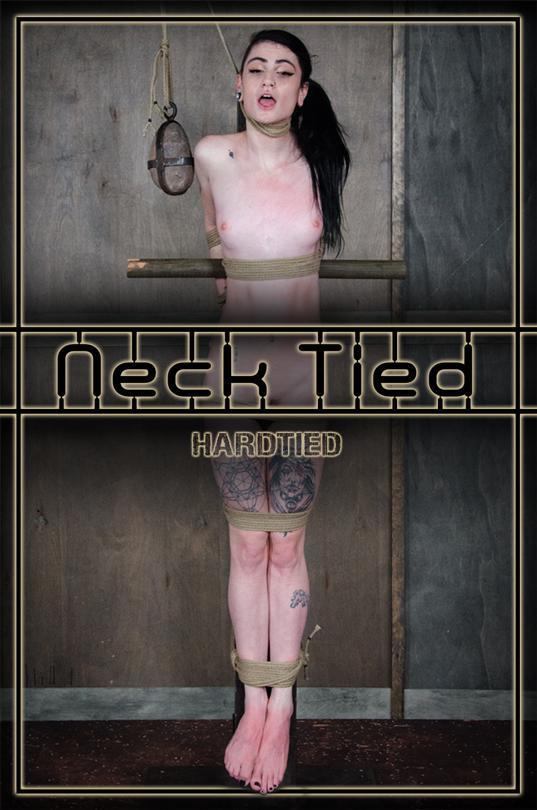 (Bondage / MP4) Lydia Black - Neck Tied HardTied.com - SD 480p
