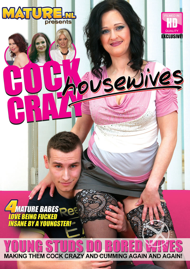 Cock Crazy Housewives [DVDRip 406p]