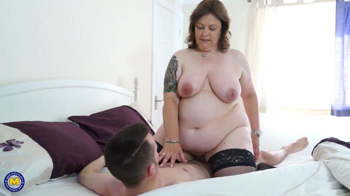 Tiger Cub (48) - British chubby mature lady doing her toyboy / 31-07-2017 (Mature.nl) [FullHD/1080p/MP4/867 MB] by XnotX