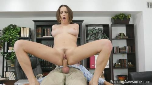 Fuckingawesome.com [Ashley Adams - ASHLEY USES HER BODY TO GET AN A+] SD, 480p