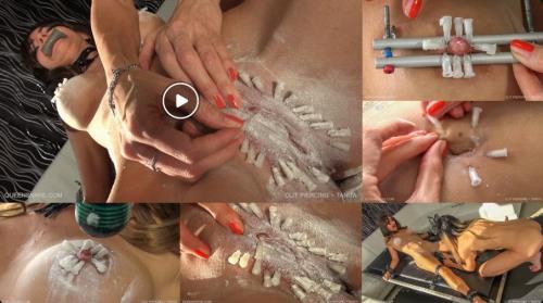 Clit Piercing [FullHD, 1080p] [QueenSnake.com]