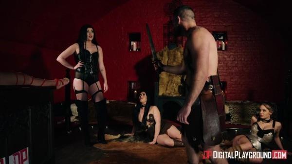 DigitalPlayground - Jessa Rhodes - Red Maiden A DP XXX Parody [SD, 480p]