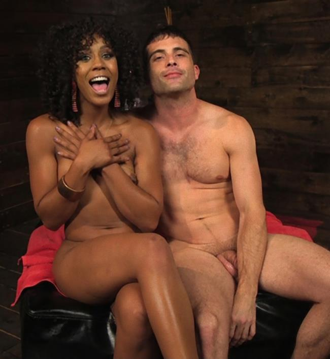 Kink/DivineBitches - Misty Stone in Ebony Goddess Misty Stone Doms and Fucks Lance Hart (SD 540p)