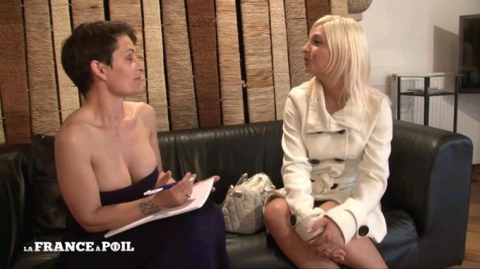 Lafranceapoil.com - Pryscilla - Pryscilla, jolie Bretonne d'adoption, tourne son premier porno amateur! [HD 720p]