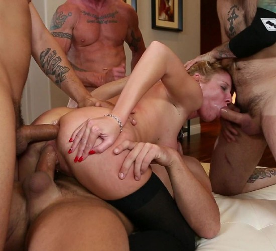 Aria Austin, Leya Falcon, Will Powers, Mark Wood, Pat Myne, Anthony Rosano, Tommy Pistol - Hardcore DP Gangbang Action [SD/360p/716.23 Mb] ZeroTolerance/Ztod