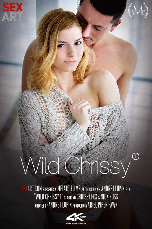 SexArt.com / MetArt.com: Chrissy Fox - Wild Chrissy 1 [SD] (270 MB)