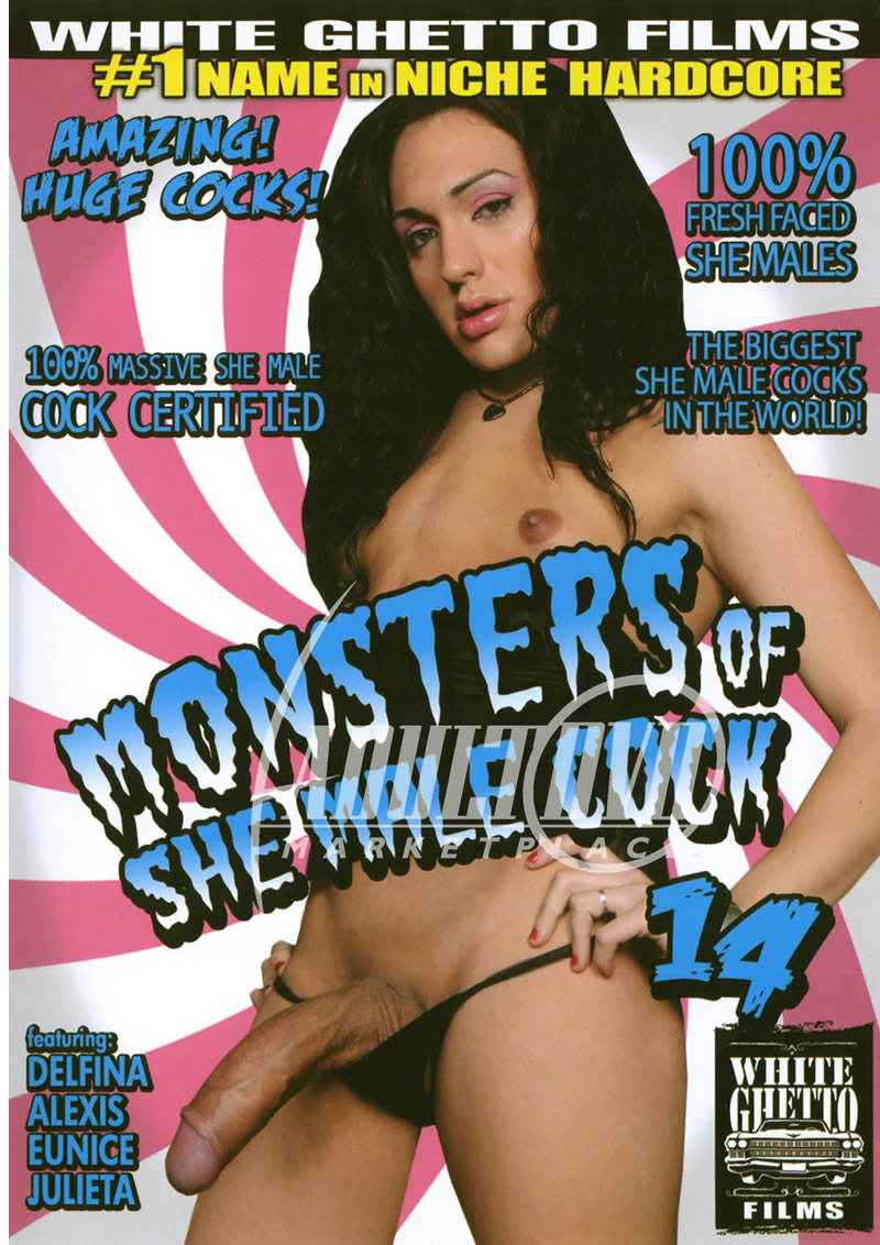 Monsters Of She Male Cock 14 [WEBRip/SD 480p]
