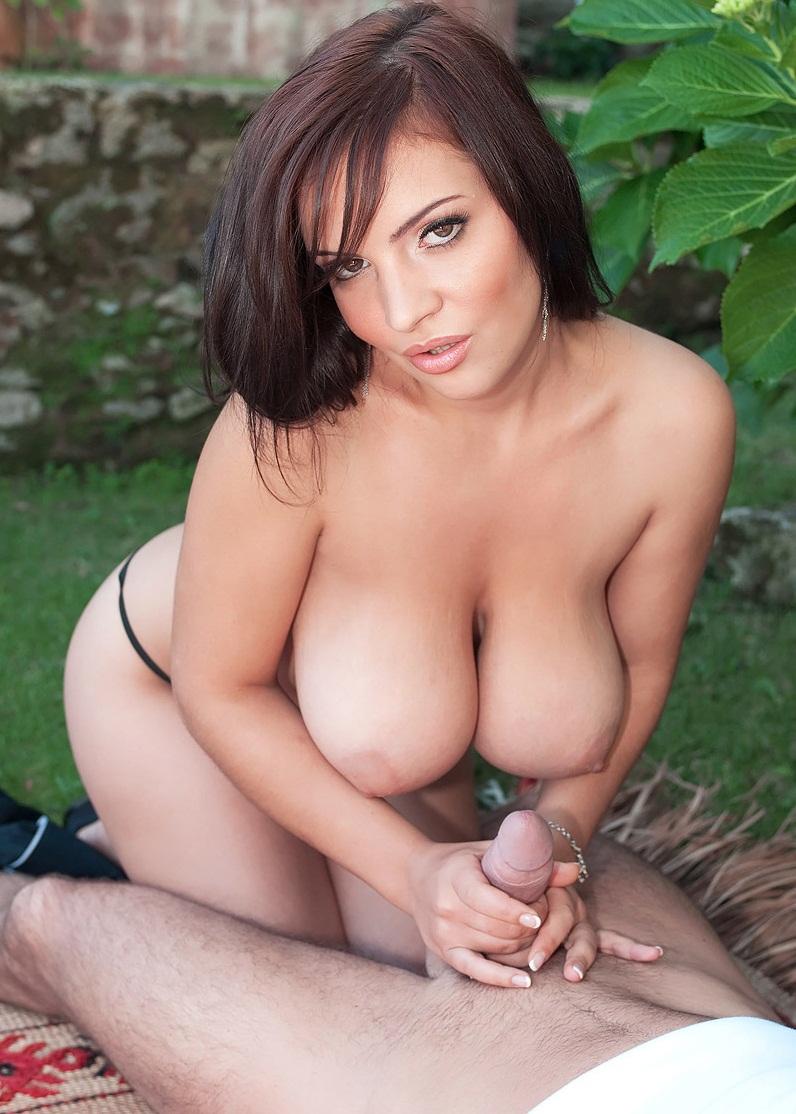 Scoreland/PornMegaLoad: Lana Ivans - Between Her Big Tits [SD 400p] (143 MB)