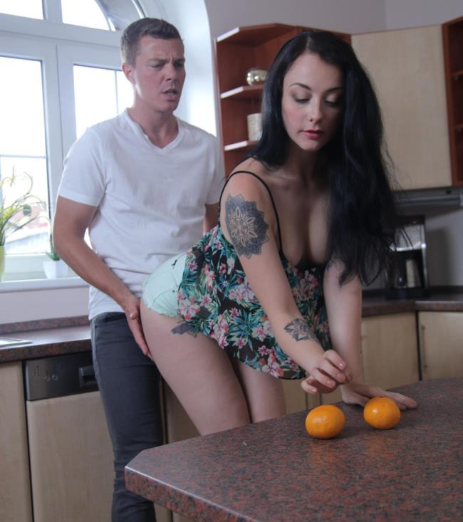 SexyHub/DaneJones: Cheeky British Girl is Always Horny - (Alessa Savage) Big Tits [FullHD 1080p]