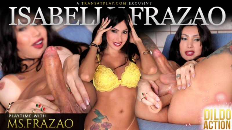 Trans500: Isabelly Frazao - Playtime with Ms.Frazao [FullHD 1080p] (1.86 GB)