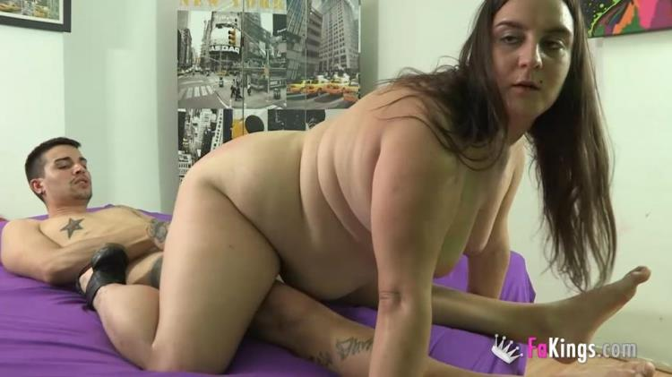 Bianca Fun - Bianca's Dream (unlucky lover): Feeling JotaDe's massive cock AT LAST. Fuck your Fan! [FaKings / SD]