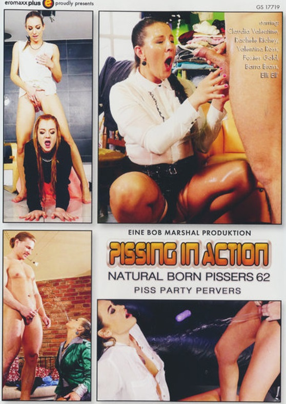 Pissing In Action - Natural Born Pissers 62 [DVDRip 402p]