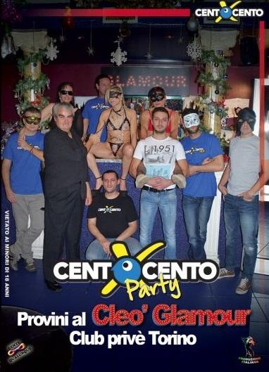 Cento X Cento - Provini al Cleo Glamour di Torino (406p / WEBRip/SD)