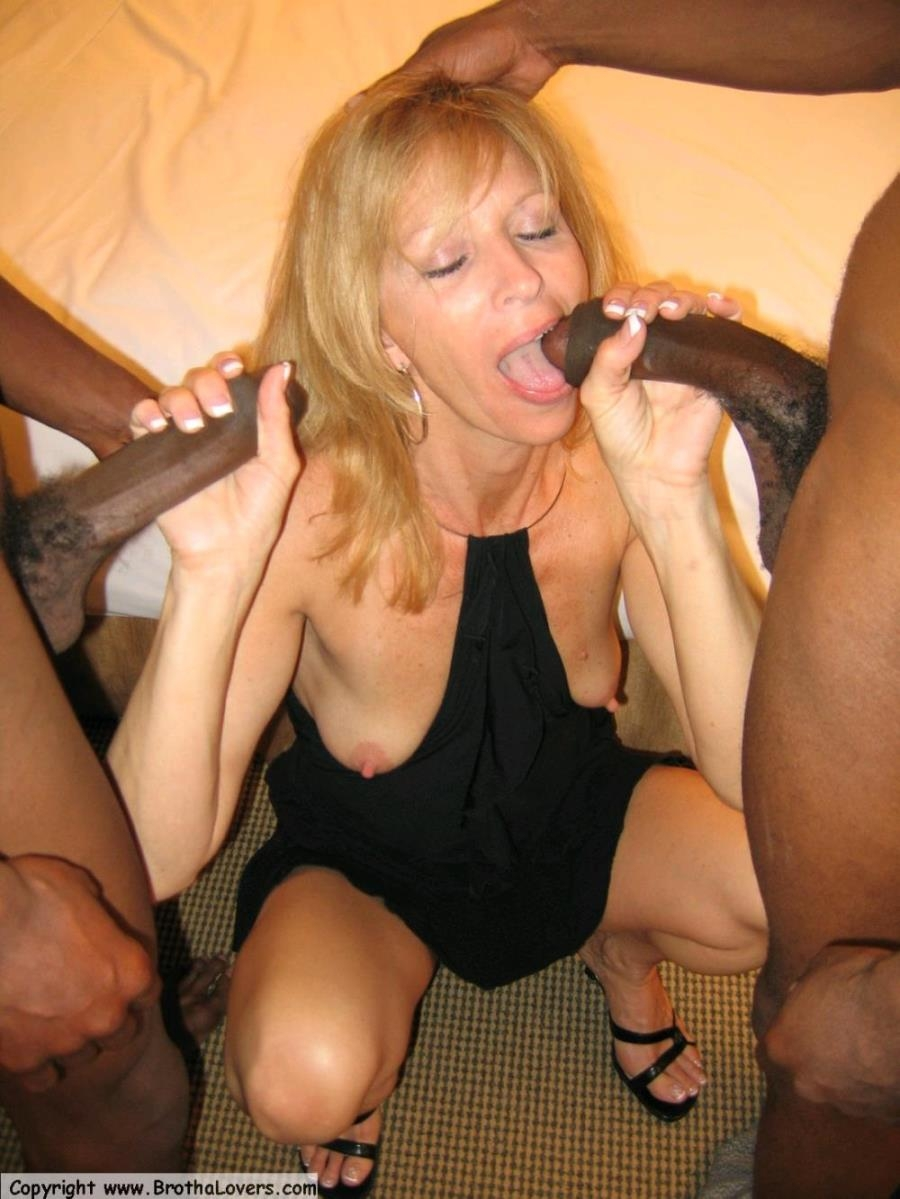 Anxiety, dawns black gangbang