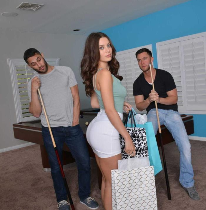 Lana Rhoades - My Dads Hot Girlfriend (Anal) - MyDadsHotGirlfriend/NaughtyAmerica   [HD 720p]