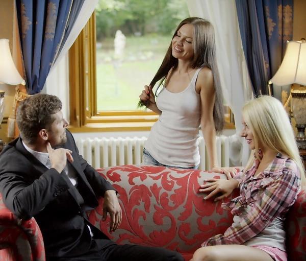 AllFineGirls - Sasha Rose, Tequila [The Visit] (FullHD 1080p)