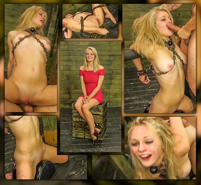 SexualDisgrace.com / FetishNetwork.com: Alli Rae - Model Painslut [HD] (1.15 GB)