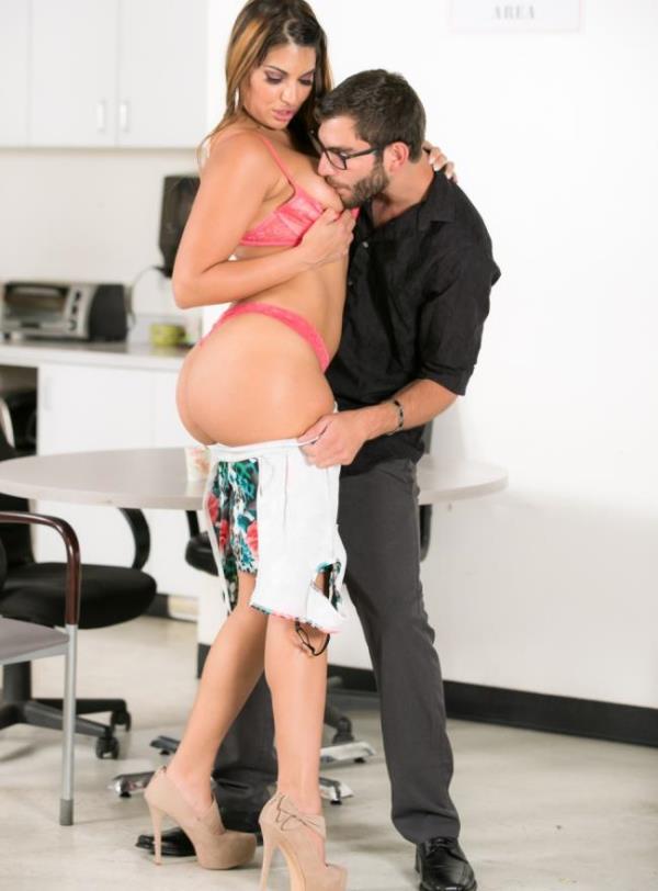 Mercedes Carrera - Big Tit Office Chicks 3, Scene 4 (DevilsFilm)  [HD 720p]