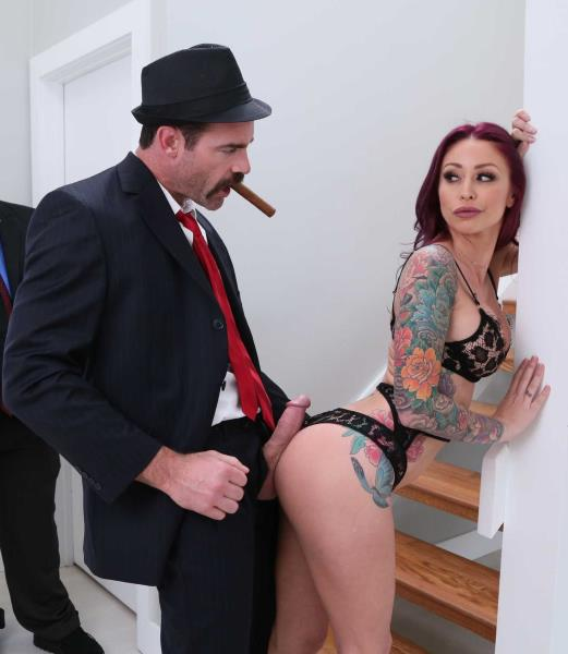 Monique Alexander - The Don Whacks My Wifes Ass [SD/480p/491.19 Mb] RealWifeStories/Brazzers
